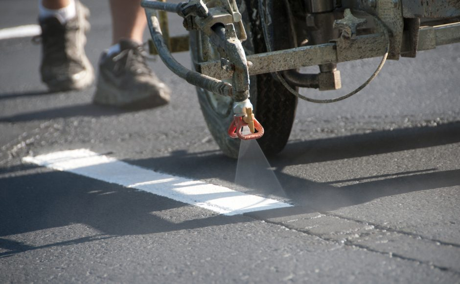 All You Need To Know About Road Marking Paints