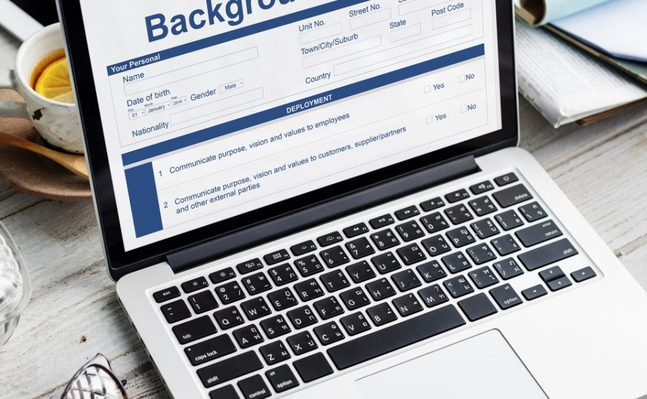 The Complexities Of Conducting A Criminal Background Check