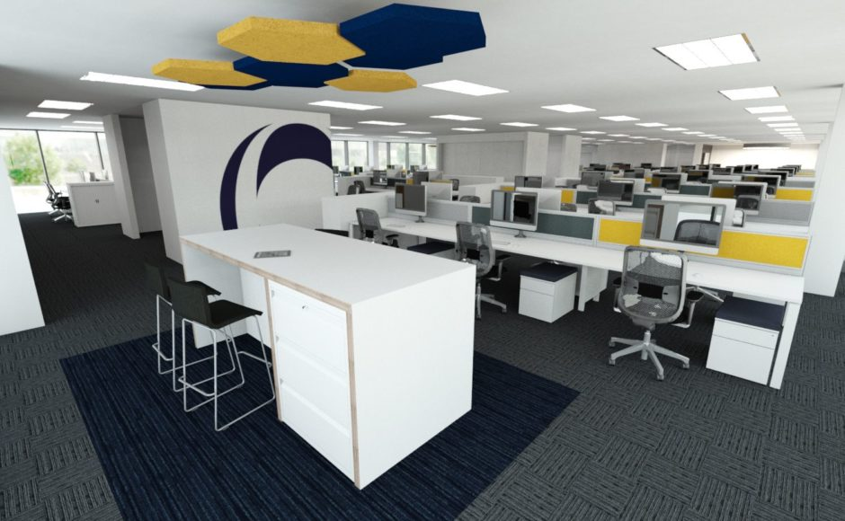 Office Design That Reduces Noise